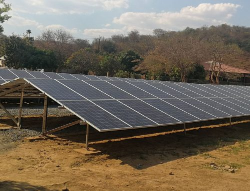 50KW Solar System for Kafue General Hospital