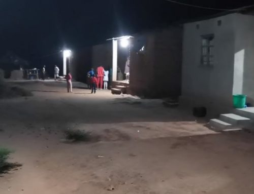 Light Up Off Grid Zambian Villages with Solar Power